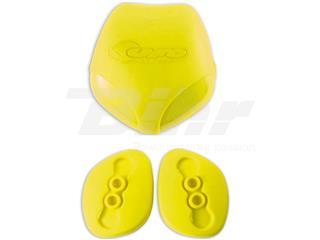 Plasticos de recambio collarin UFO amarillo PC02288D