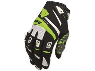 UFO Trace Gloves Black/White Size 10(EU) - L(US)