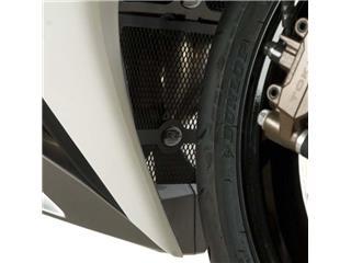 R&G RACING Headpipe Grille Black Honda CBR1000RR