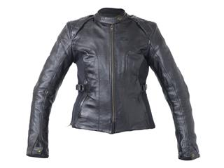 RST Ladies Kate Jacket Leather Black Size XL Women