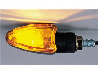 OXFORD Arrow Mini Indicator Light Long Black Universal