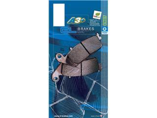 Plaquettes de frein CL BRAKES 1216A3+ métal fritté - dd62d124-e553-4288-964a-50072689caa3