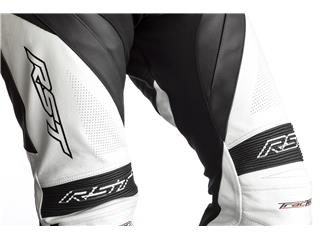 RST Tractech EVO 4 CE Race Suit Leather White Size XL Men - dd69534a-39ae-4d6f-b7b3-662490f3eac2