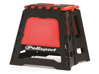POLISPORT Foldable Bike Stand CR Red/Black