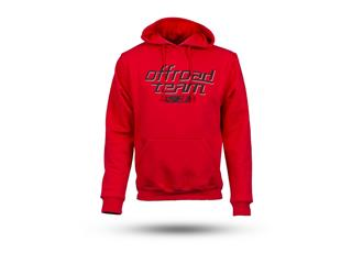 S3 Off-Road Hoodie Red Size L