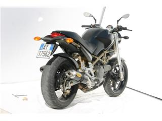 Silencieux double MIVV GP carbone Ducati Monster 600