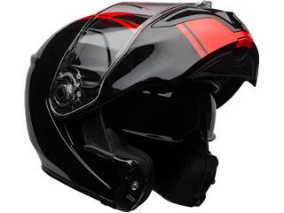 BELL SRT Modular Helmet Ribbon Gloss Black/Red Size XXL - df18817c-5477-43ae-9dd7-98d1f5f3f1af