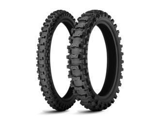MICHELIN Tyre STARCROSS MS3 Junior 90/100-14 M/C 49M TT