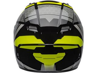 BELL Qualifier Helmet Flare Gloss Black/Hi Viz Size XXL - dfbca3ec-959c-4a64-b788-5dfe732daa55