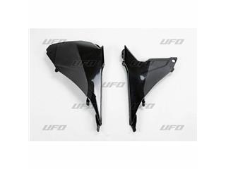 Caches boîte à air UFO noir KTM - 78561320