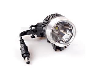 Luz delantera LED 1000lm CREE XML-T60 + bateria