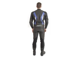 Veste RST R-16 cuir bleu taille S homme - e0080c7b-5376-4b50-8511-b55c3b702553