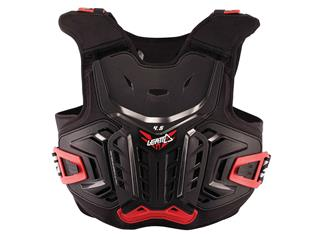LEATT 4.5 Chest Protector Junior Black Kid Size (149-159cm)