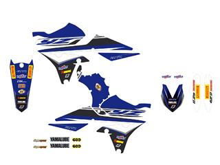 Kit complet BLACKBIRD Replica Factory Racing 2018 Yamaha YZ-250/450F