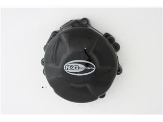 R&G RACING Left Crankcase Cover Black Honda