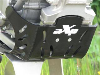 AXP GP HDPE Skid Plate Black Suzuki RM-Z450