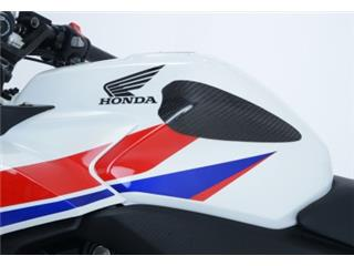 slider de réservoir R&G RACING carbone Honda CBR500R - 4450084