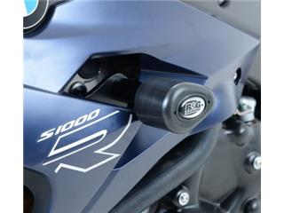 STURZPAD AERO R&G RACING schwarz BMW S1000R