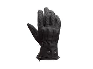 RST Matlock CE Gloves Leather Black Size XS Men - e1021ad4-7663-4105-8c6f-b00713d54a7f