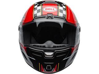 BELL SRT Helm Isle of Man 2020 Gloss Black/Red Größe XXL - e116d1ab-54e8-4799-b52e-08f2074db9d7