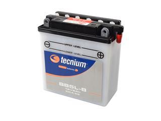 Batterie TECNIUM BB5L-B conventionnelle livrée avec pack acide - 329853
