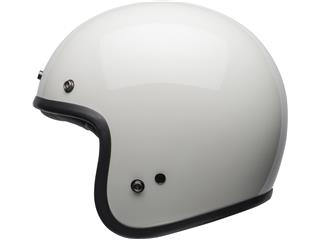 Casque BELL Custom 500 DLX Solid Vintage White taille XS - e1726d4f-4426-4c8e-bc3e-ec4ad16122af