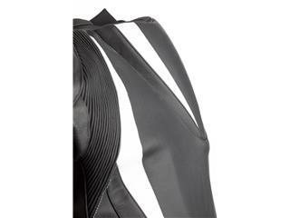 RST Tractech EVO 4 CE Race Suit Leather White/Black Size XXL Men - e1746734-d9d9-421a-9323-5af642a2416d