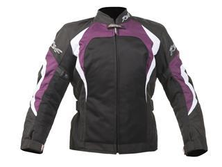 Veste RST Brooklyn ventilée textile été berry taille XL femme - 111843116