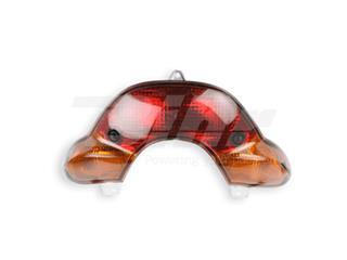 Cristal luz traseira com pisca-pisca