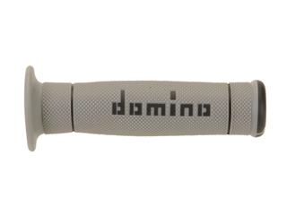 Revêtements DOMINO Trial full grip gris/noir - 872291