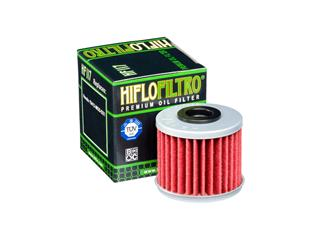 Filtre à huile HIFLOFILTRO HF117 Honda
