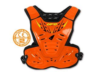 UFO Reactor 2 Evolution Chest Protector orange junior