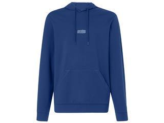 OAKLEY Patch Fleece Hoodie Universal Blue Size XL - 825000241571