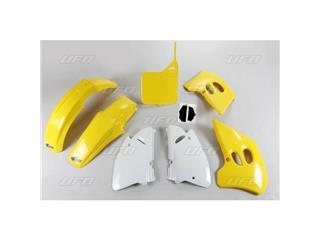 UFO Plastic Kit OEM Color Suzuki RM125/250