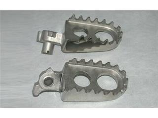 BIHR Footpegs Steel