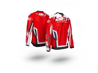 S3 Racing Team Youth Jersey Red/Black Size YS