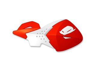 Protège-mains UFO Escalade rouge/blanc - 78071931