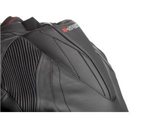 RST R-Sport CE Race Suit Leather Black Size XL Men - e317902a-c290-46cd-96b8-5f88c14523a7