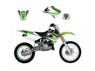 Kit déco BLACKBIRD Dream Graphic 3 Kawasaki KX85 - 78177120