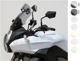 MRA Vario Touring Windshield Smoked Kawasaki VLZ1000 Versys