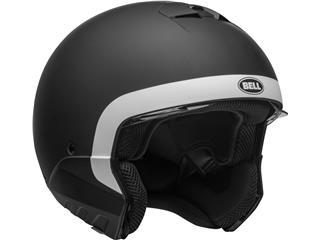 BELL Broozer Helm Cranium Matte Black/White Maat S - e38040e7-39c1-41c2-8241-33dbf89be3c5