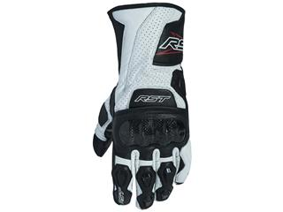 RST Delta III CE Gloves Leather White Size M/09 Men