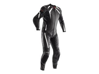 RST R-18 Suit CE Leather White Size M