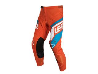 Byxa LEATT GPX 2.5 Junior Orange/Denim Size M/US24/EU130/140Cm