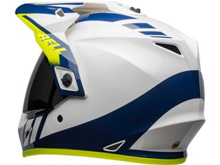 BELL MX-9 Adventure Mips Helm Dash Gloss White/Blue/Hi-Viz Größe XS - e3c3ab17-1f66-4b54-b2b2-a2b897bbd65c