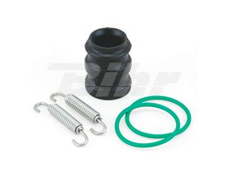 Kit tornillería de escape Bolt SX105-150 02-17