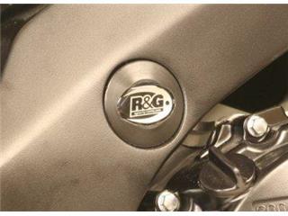 R&G RACING upper left/right frame insert for GSXR 1000 '07-09