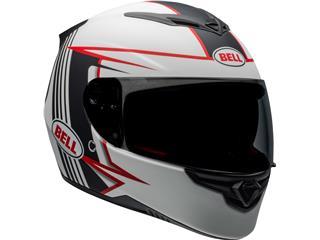 BELL RS-2 Helmet Swift White/Black Size XL - e40dee18-5946-48cd-8604-0eb7106fff89