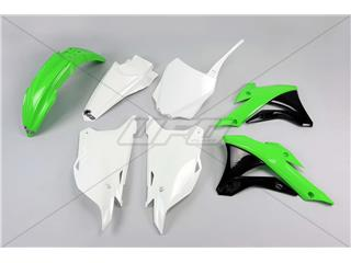 Kunststoff-Kit UFO Originalfarbe 2016 Kawasaki KX85