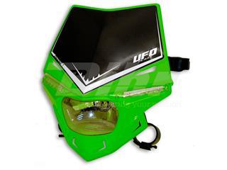 Careta UFO homologada Stealth verde PF01715-026